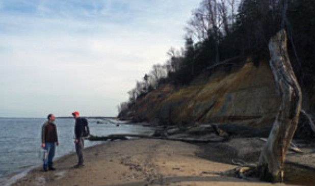 Family Adventure to Calvert Cliffs State Park