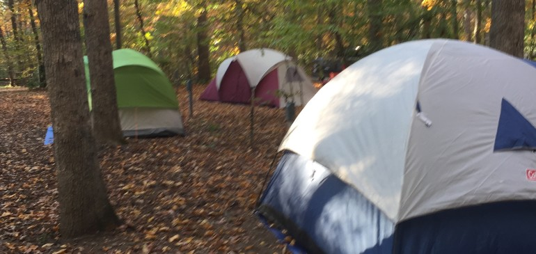 TL Campout, October 17th